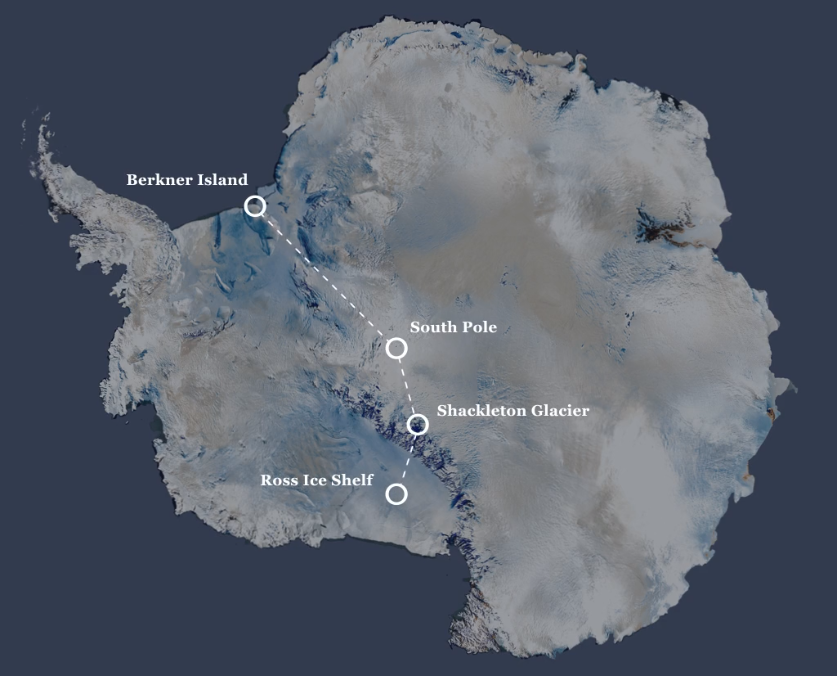 Spurious or Genuine Land Crossing of Antarctica