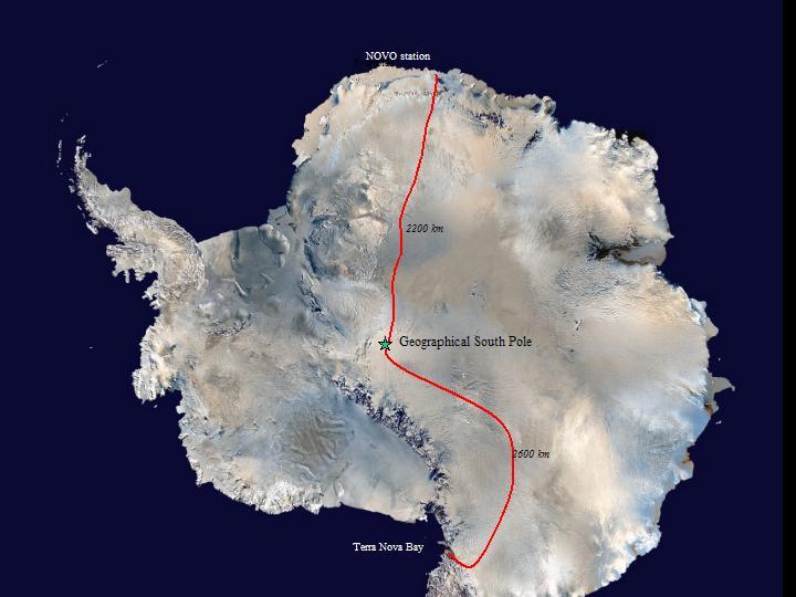 Antarctica, Rune Gjeldnes