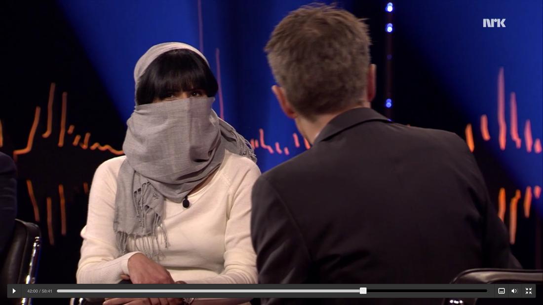 NRK, White Helmets, Skavlan